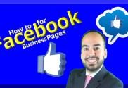 how to post or comment as facebook business page